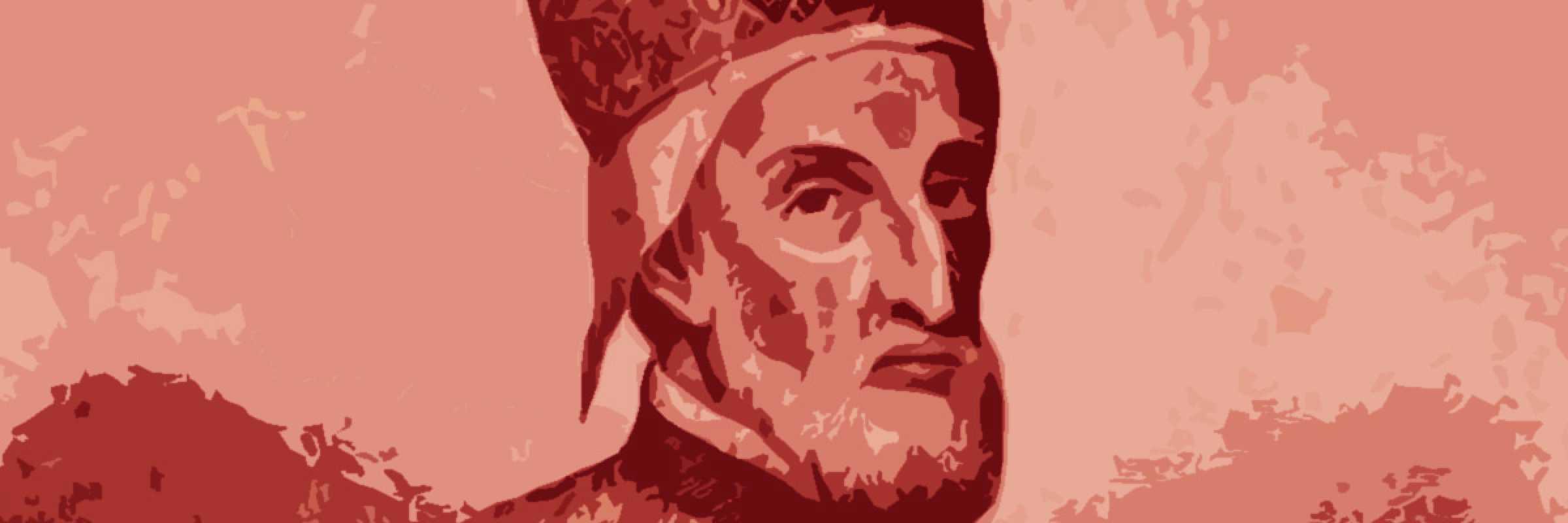 Incisione raffigurante il doge Nicolò Tron