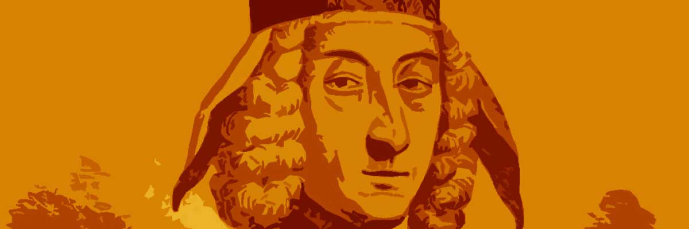 incisione raffigurante il doge Francesco Loredan