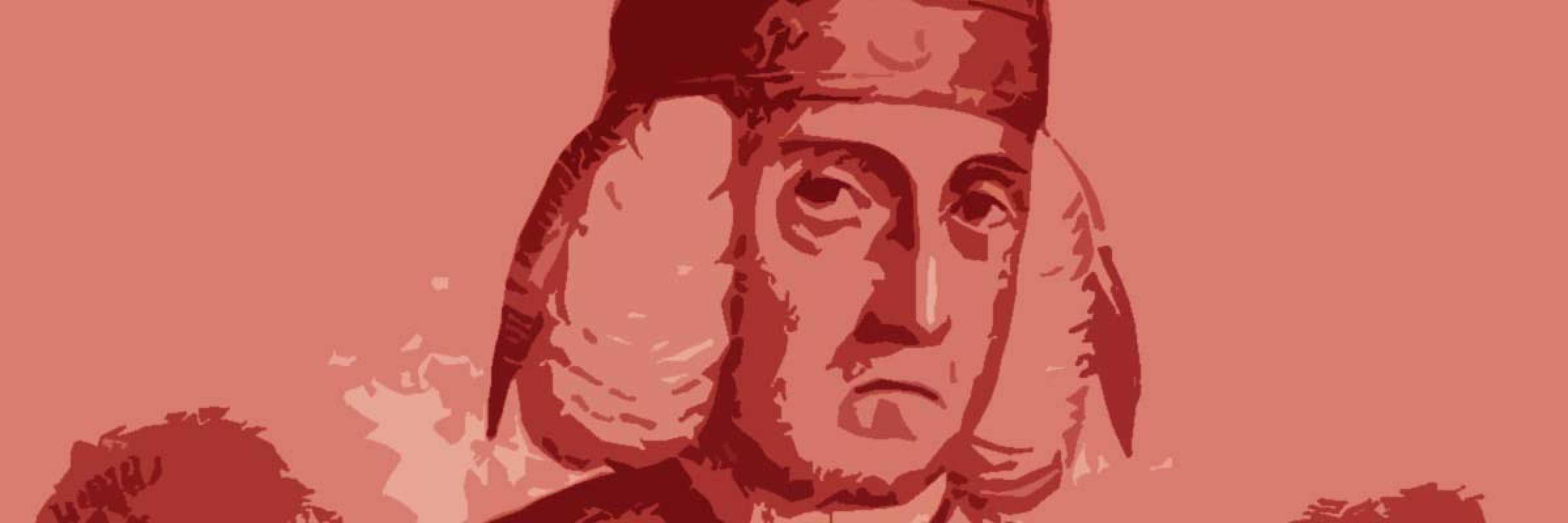 Incisione raffigurante il doge Ludovico Manin