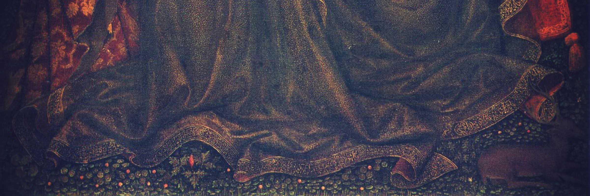 Frammento di un quadro di Jacopo Bellini.