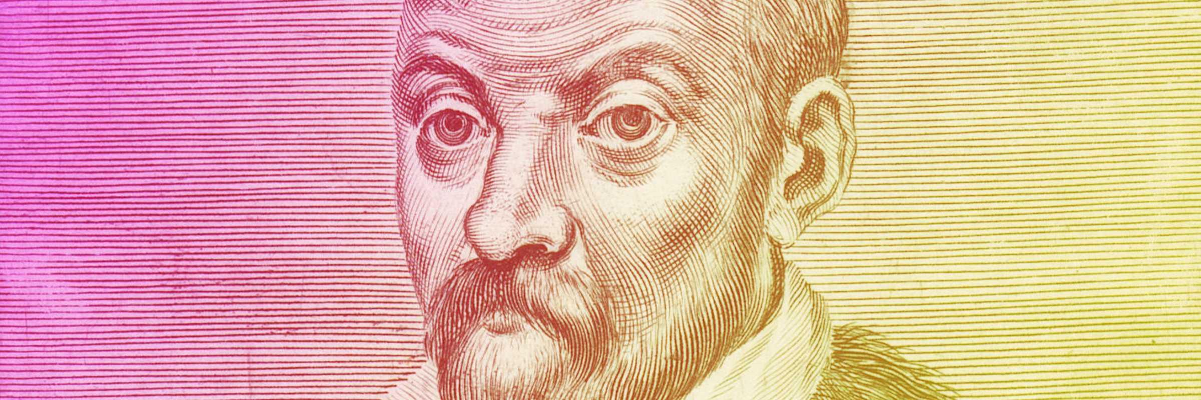 Ritratto su incisione di Jacopo Palma il Giovane, artista sconosciuto. (Collezione Rijksmuseum)
