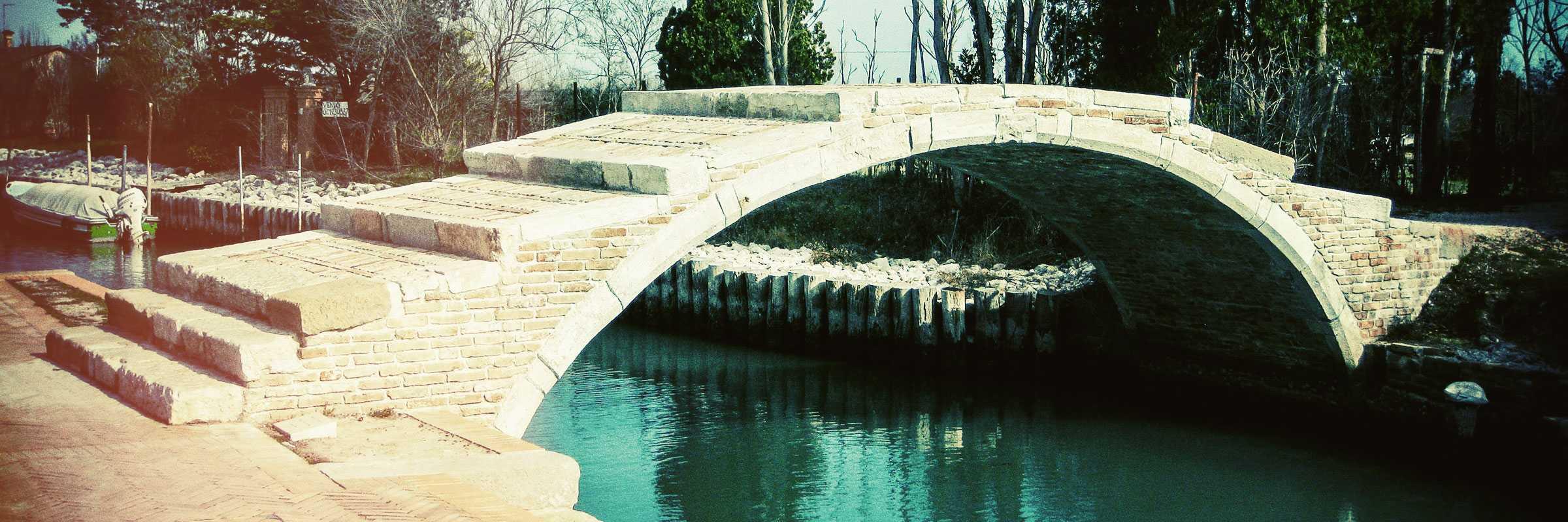 Ponte del Diavolo a Torcello.