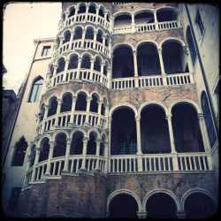 Palazzo contarini del Bovolo — (Archivio Venipedia/Bazzmann)