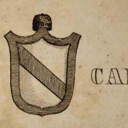 Lo stemma del doge Pietro Candiano I