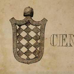 Lo stemma del doge Pietro Centranigo