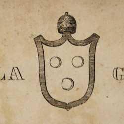 Lo stemma del doge Gaulo Galla