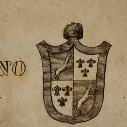 Lo stemma del doge Sebastiano Ziani