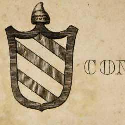 Lo stemma del doge Alvise Contarini