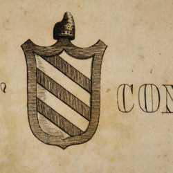 Lo stemma del doge Nicolò Contarini