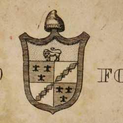Lo stemma del doge Marco Foscarini