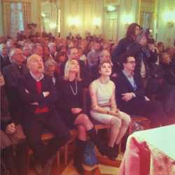 Premiazione Veneziano dell'Anno 2015 – In attesa del conferimento