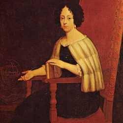 Ritratto di Elena Lucrezia Cornaro Piscopia.