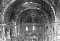La parte soprastante il presbiterio e l'abside della Basilica di San Marco (Brooklyn Museum).