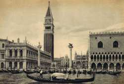 Saint Mark Square from the water