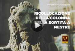 In copertina: Leone Alato della Colonna della Sortita di Mestre.