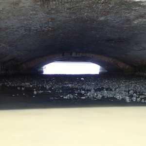 21 luglio 2013 - Occlusione delle arcate del Ponte della Libertà - Barzizza