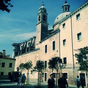Rio Terà Foscarini che collega le Zattere con l'Accademia.