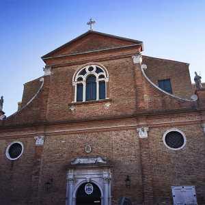 La facciata principale. — (Archivio Venipedia/Bazzmann)