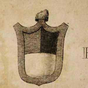 Lo stemma del doge Marin Faliero