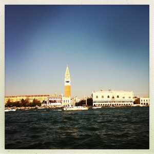 Vista verso San Marco.