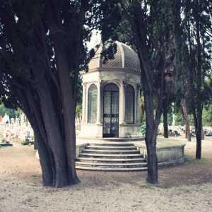 Uno dei monumenti interni