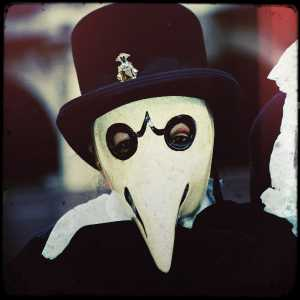 La maschera del Medico della Peste