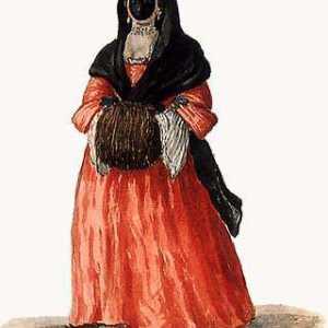 Maschera la Moretta.