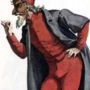 Maschera Pantalon de' Bisognosi