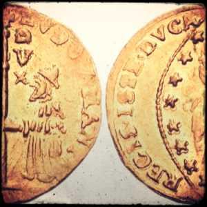 Il Ducato d'oro, o Zecchino, di Ludovico Manin (1789 - 1797)