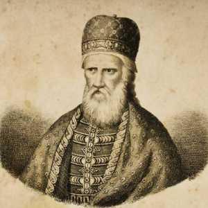 Incisione raffigurante il doge Giovanni II Partecipazio