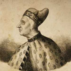 Incisione raffigurante il doge Marcello Nicolò