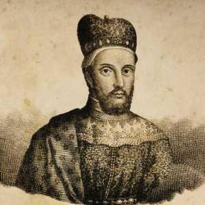 Incisione raffigurante il doge Jacopo Tiepolo.
