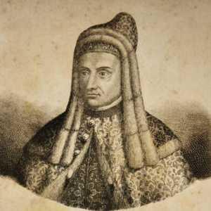 Incisione raffigurante il doge Antonio Venier