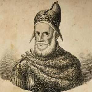 Incisione raffigurante il doge Sebastiano Venier