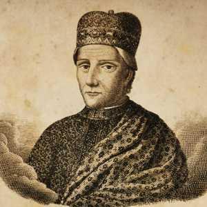 Incisione raffigurante il doge Sebastiano Ziani.