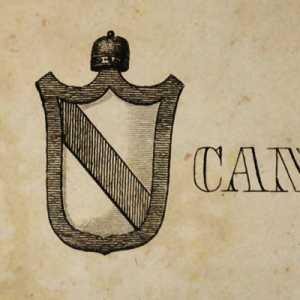 Lo stemma del doge Pietro Candiano II