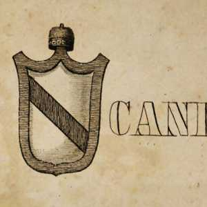 Lo stemma del doge Pietro Candiano III