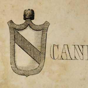 Lo stemma del doge Pietro Candiano IV