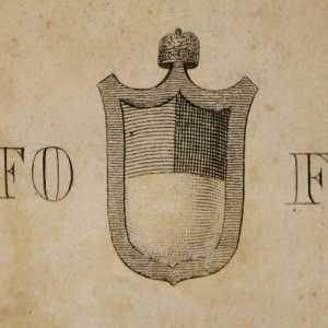 Lo stemma del doge Ordelaffo Falier