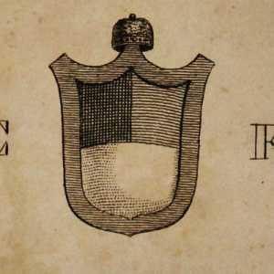 lo stemma del doge Vitale Faliero