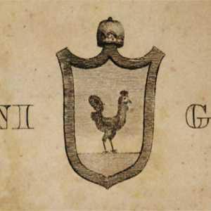 Lo stemma del doge Giovanni Galbaio
