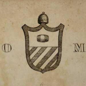 Lo stemma del doge Domenico Monegario