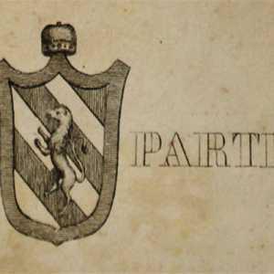 Lo stemma del doge Giovanni Partecipazio II