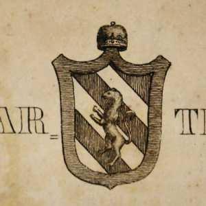 Lo stemma del doge Orso Partecipazio II