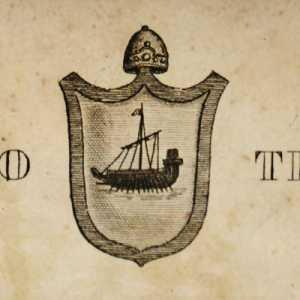 Lo stemma del doge Marcello Tegalliano