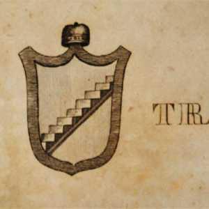 Lo stemma del doge Pietro Tradonico