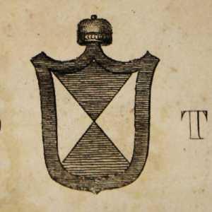 Lo stemma del doge Pietro Tribuno