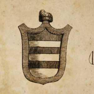 Lo stemma del doge Marco Corner