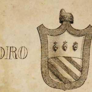 Lo stemma del doge Cristoforo Moro