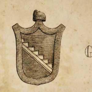 Lo stemma del doge Giovanni Gradenigo